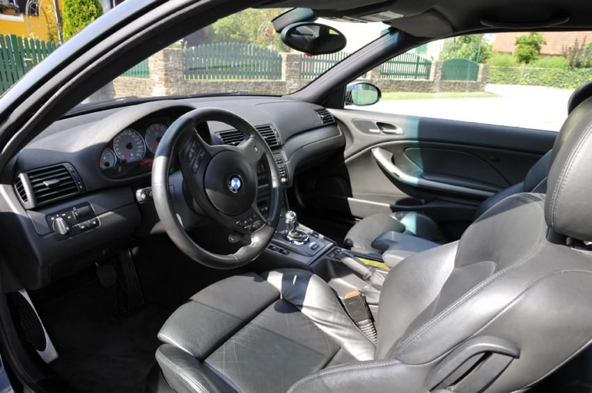BMW M3 E46 2003 zu verkaufen 6