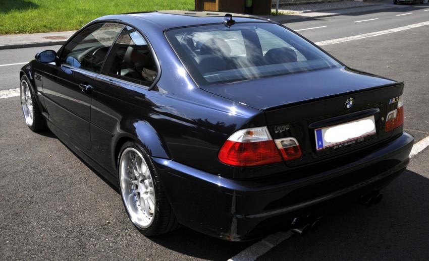 BMW M3 E46 2003 zu verkaufen 8