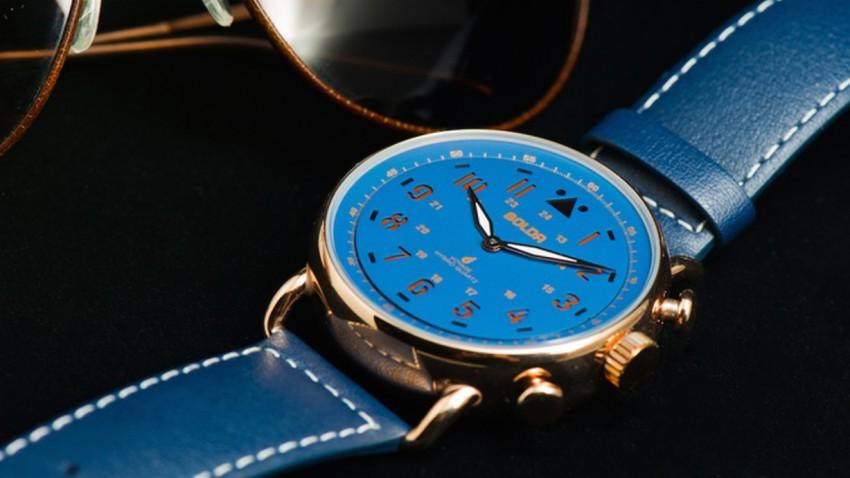 """Die perfekte Kombi aus Smartwatch und """"normaler"""" Uhr"""