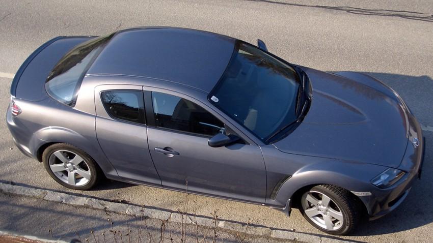 Mazda RX 8/Challenge/LS
