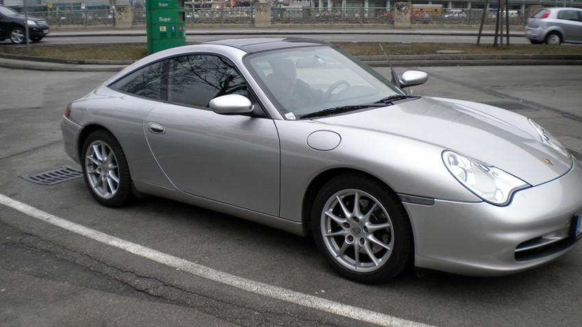 Porsche 911 Targa / 996