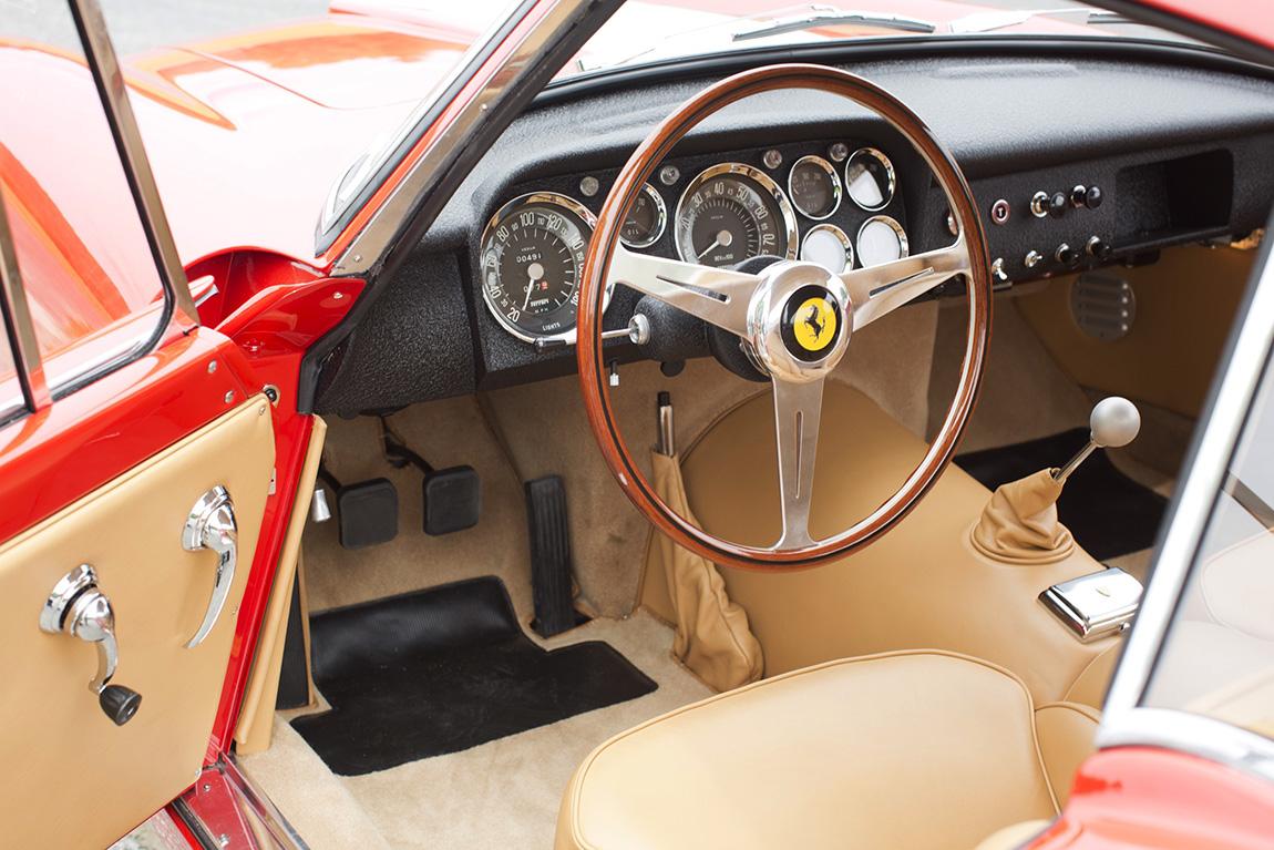 Ferrari 250 GT Interim 7
