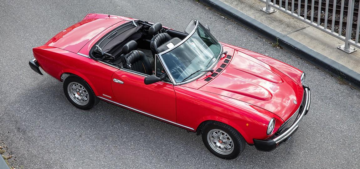 Kaufberatung Fiat 124 Spider: Wechselhaft