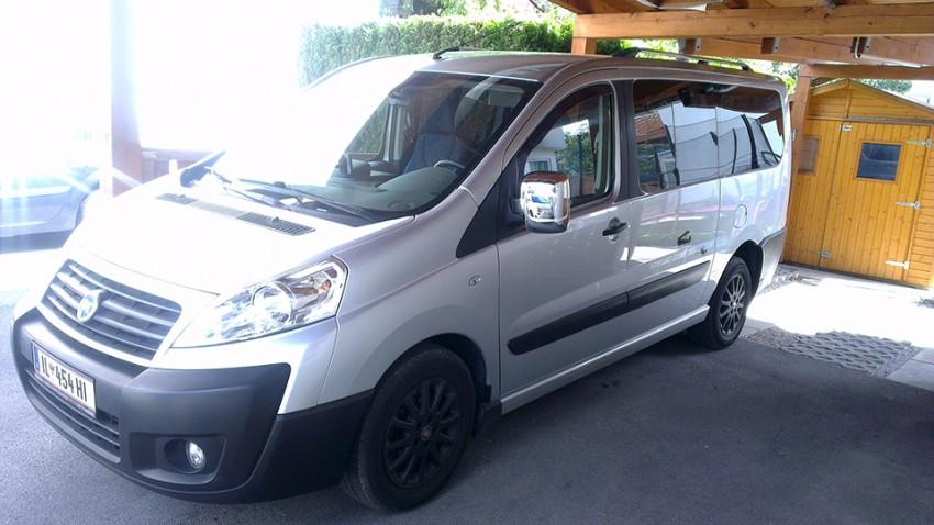 Fiat Scudo zu verkaufen 4