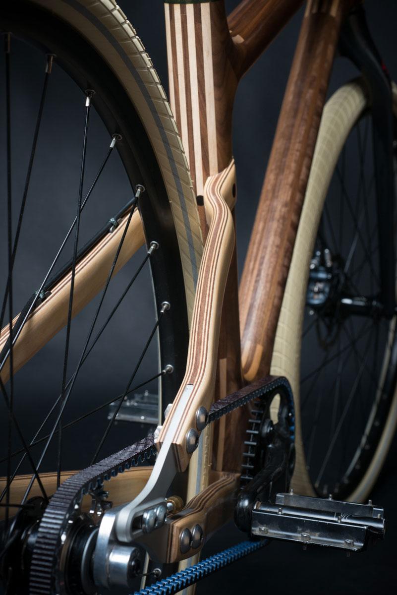Grainworks Wood Art bicycle 10