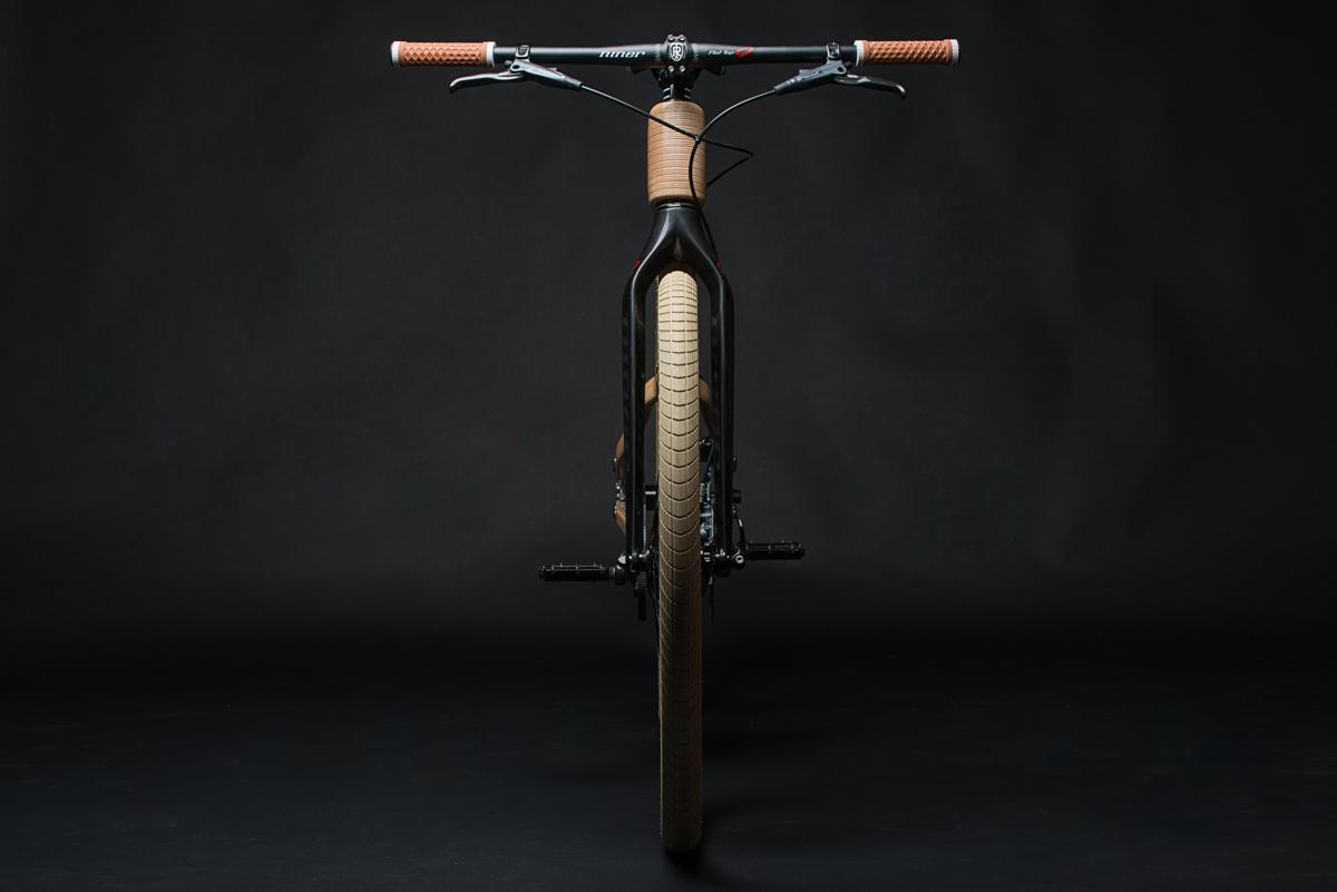 Grainworks Wood Art bicycle 11