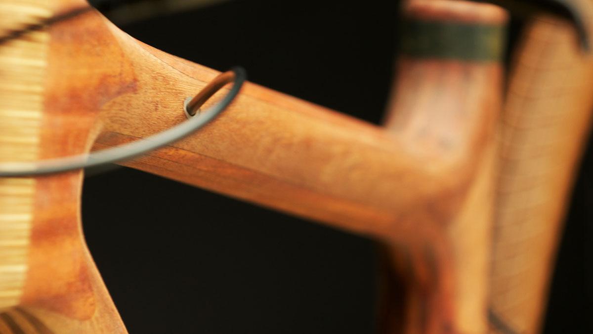 Grainworks Wood Art bicycle 6