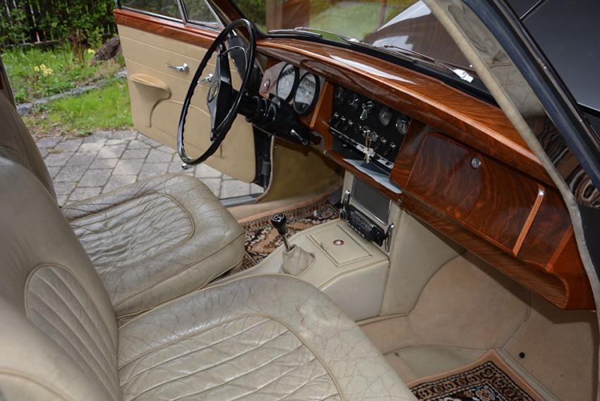 Jaguar MkII 1964 1