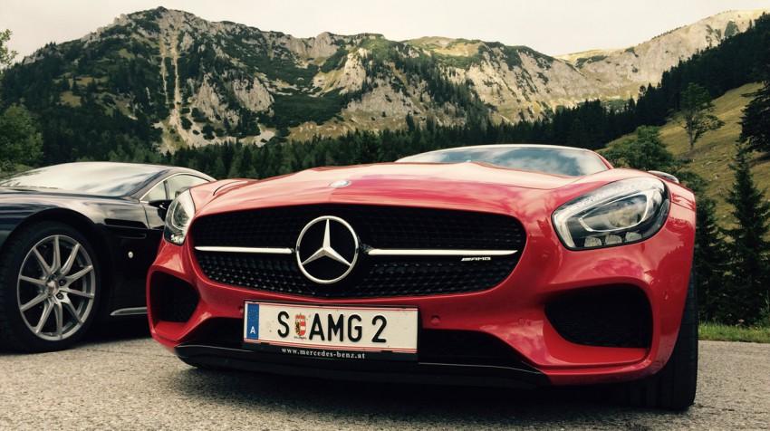 Mercedes-AMG-GTS