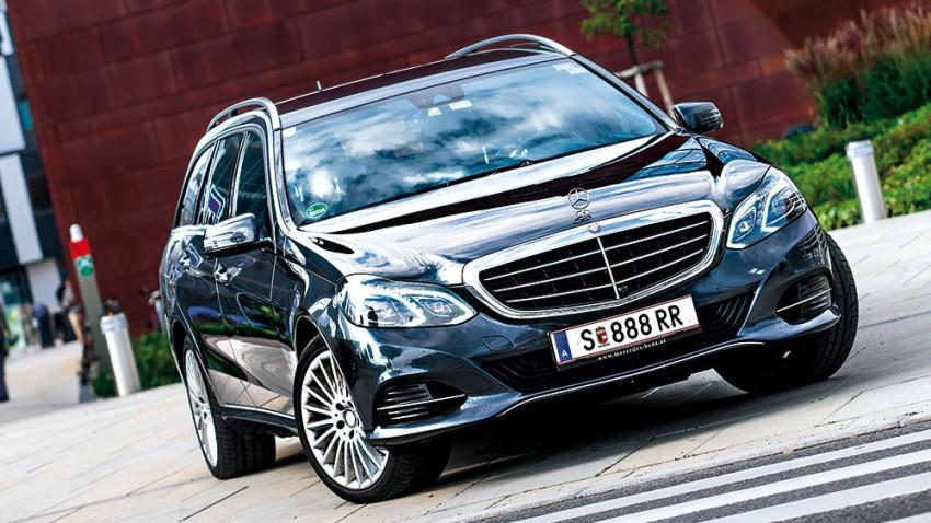 Dauertest-Abschluss:Mercedes TE 250 CDI 4matic – Neid war gestern