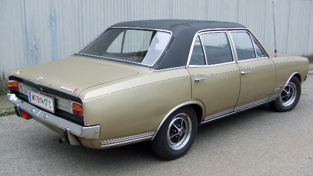 opel commodore gs a 2