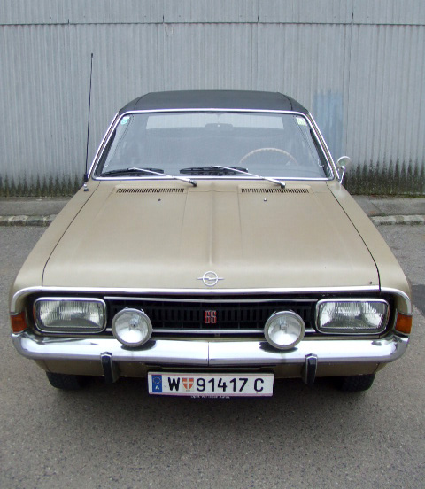 opel commodore gs a 3