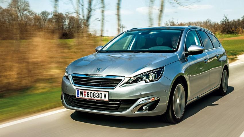 Dauertest-Zwischenbericht: Peugeot 308 SW – Schön ist es auch anderswo
