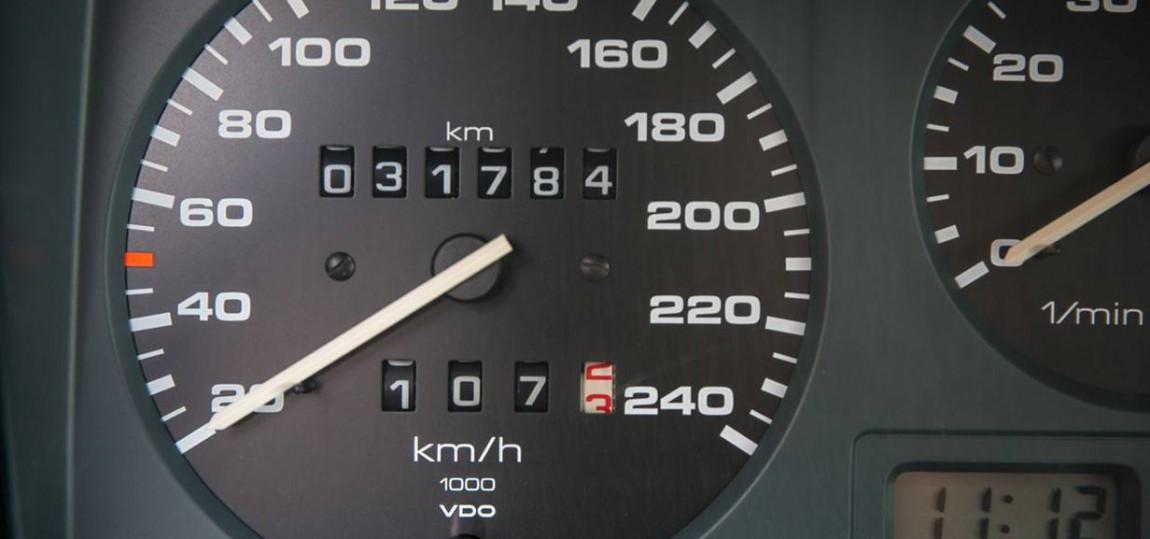 Wie aussagekräftig ist der Kilometerstand?