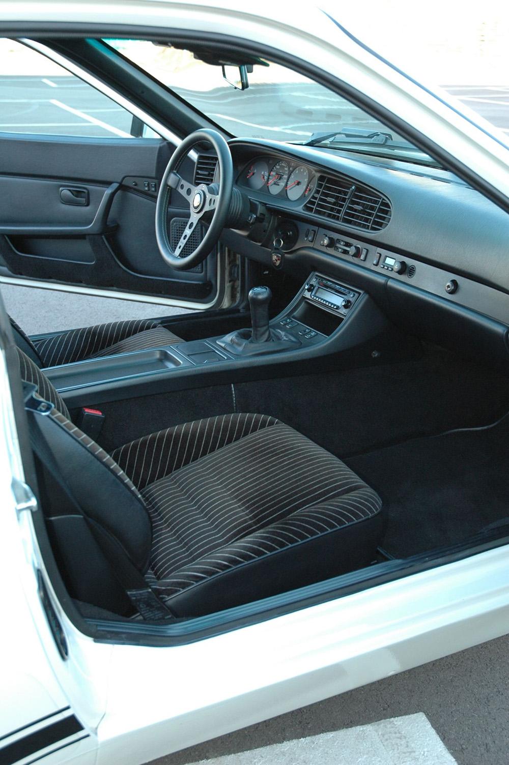 Porsche 944 S weiß zu verkaufen 1986 12