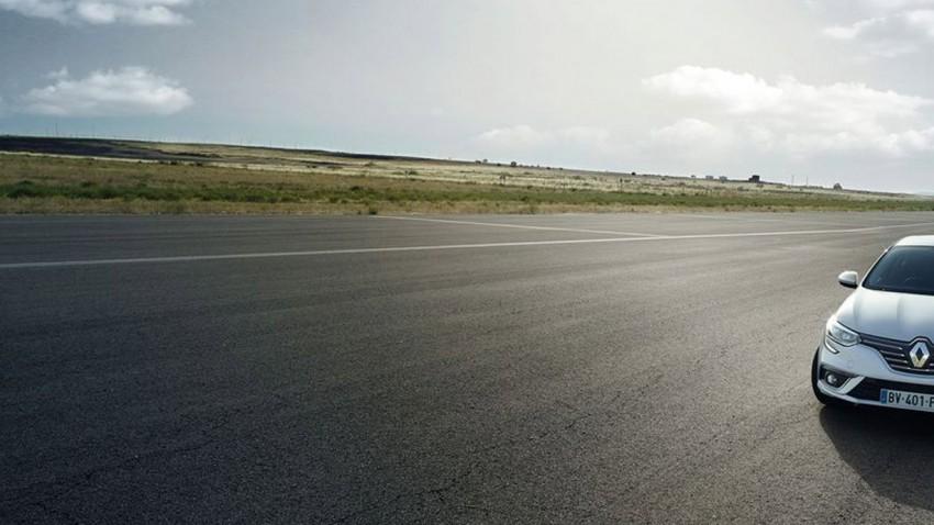 Renault Megane 2015 sorgt für ein Novum in seiner Klasse