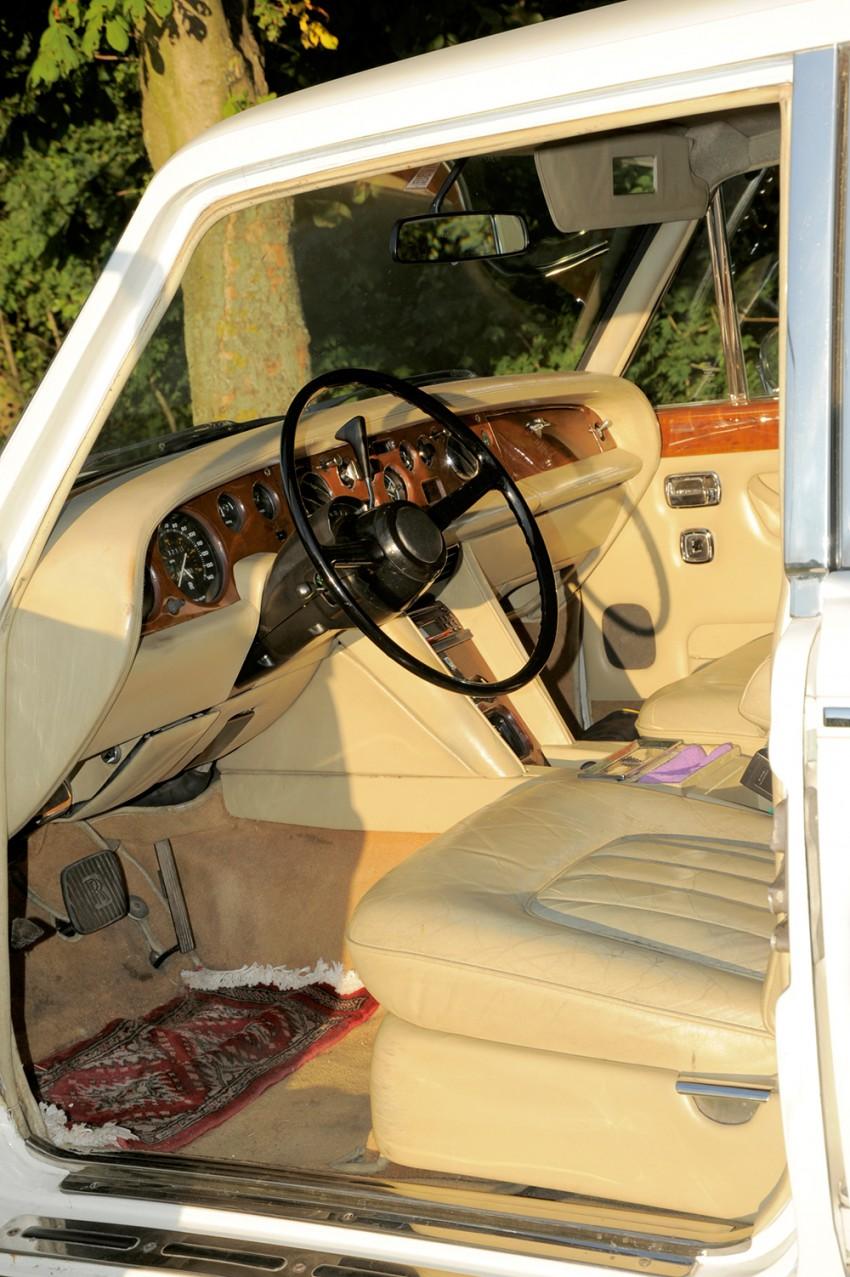 Rolls Royce Silver Shadow 1976 6