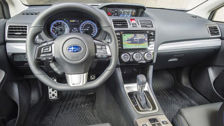 Subaru Levorg 2016 6