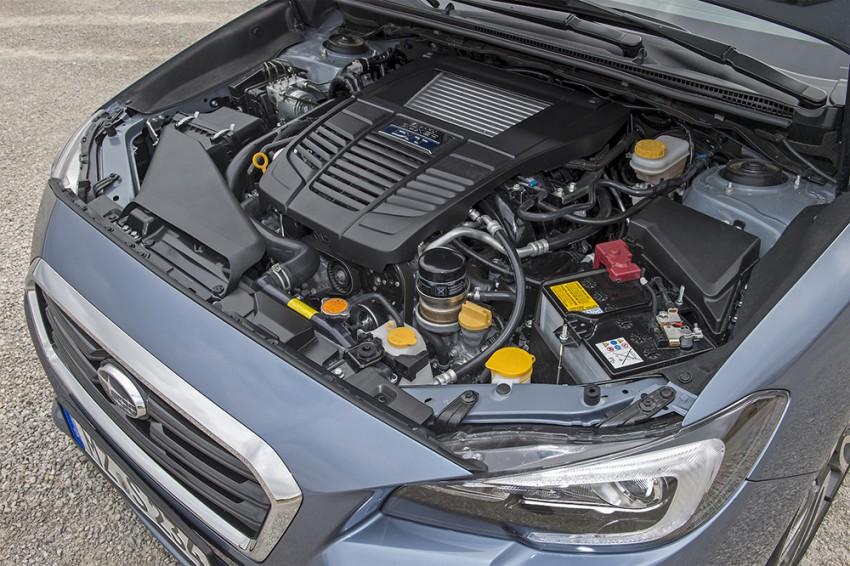 Subaru Levorg 2016 7