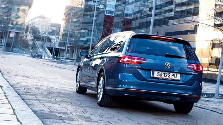 Dauertest-Einstieg: VW Passat 2,0 TDI Variant Highline – Badeschluss! Dienstantritt!
