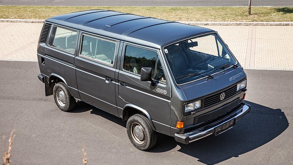 Kaufberatung VW T3: Robust, irgendwie