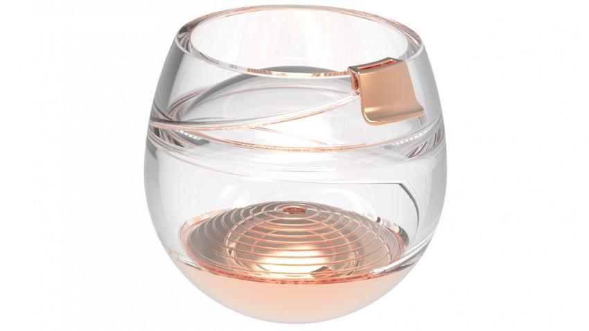 Ein Whiskey-Glas für den Weltraum