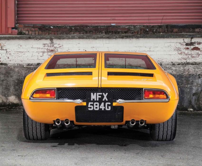 1969 De Tomaso Mangusta von Ghia (8)