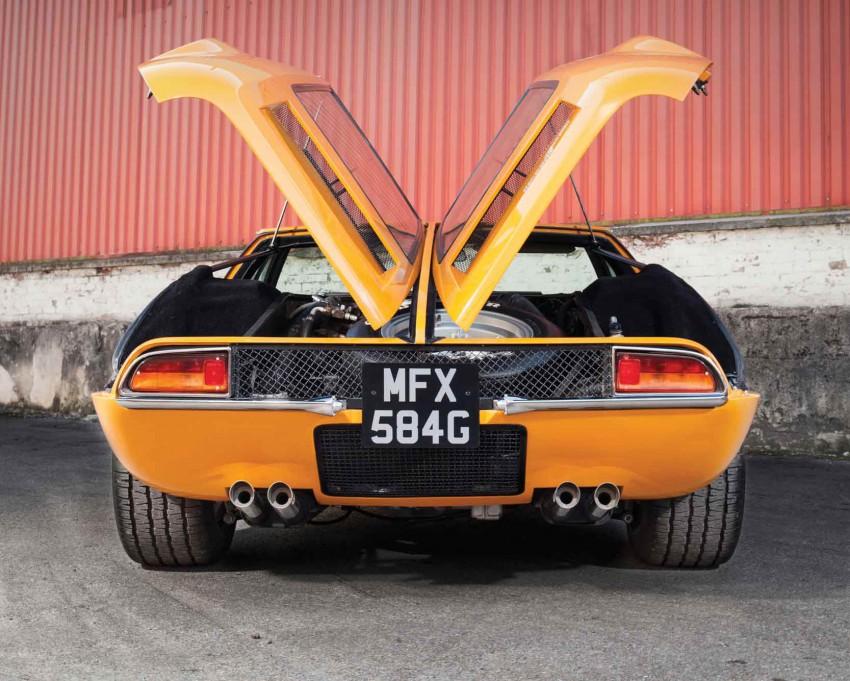 1969 De Tomaso Mangusta von Ghia (9)