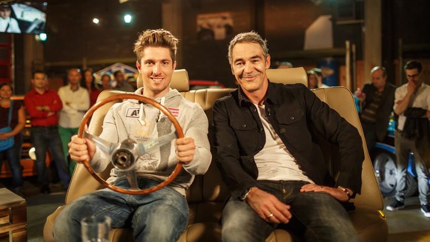 autorevue.tv Pilotfolge: Slalom einmal anders