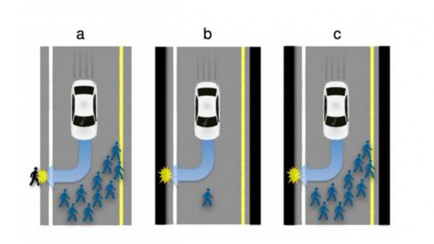 """Unter welchen Voraussetzungen sollten autonome Autos ihre Insassen """"absichtlich"""" töten?"""