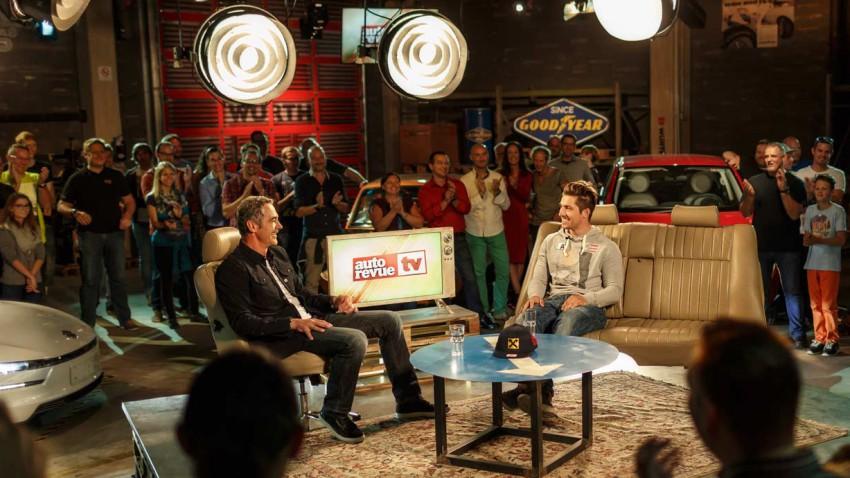 autorevue.tv mit Marcel Hirscher und Gregor Seberg