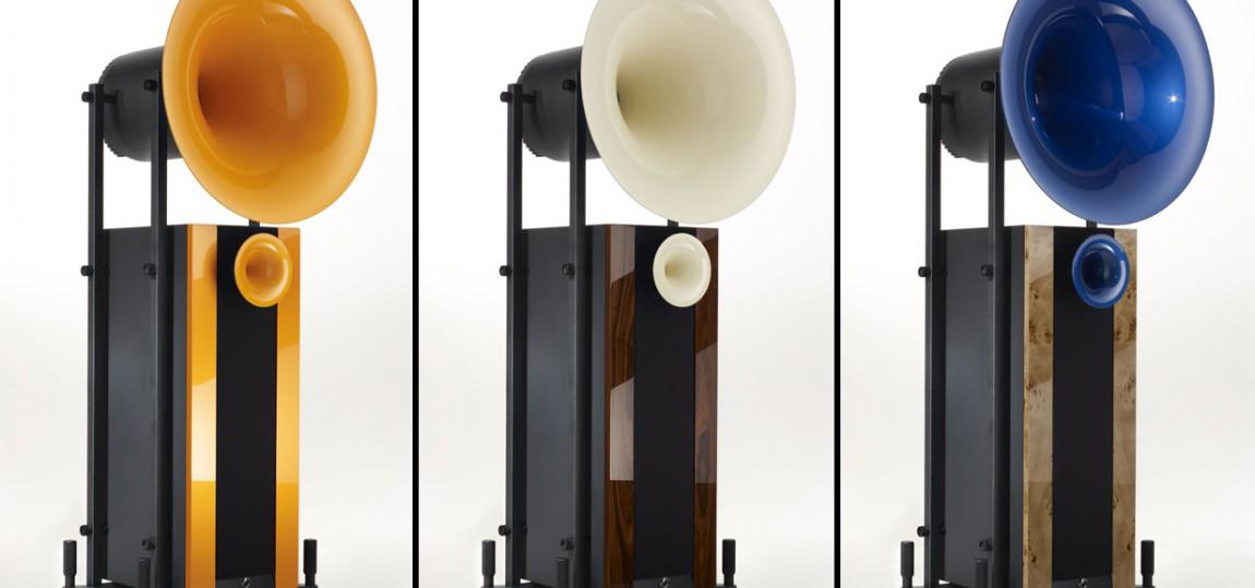 Hörner für Klang-Fetischisten