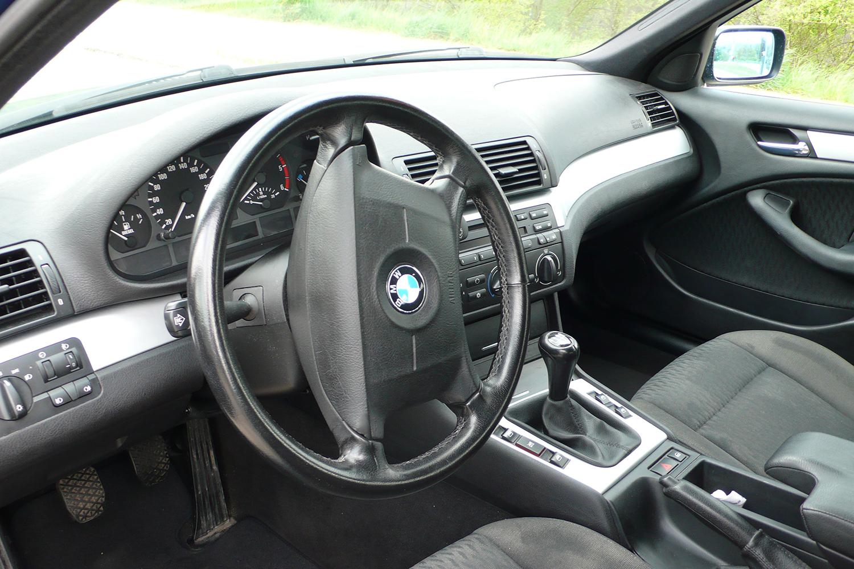BMW E46 320d touring 2001 zu verkaufen 1