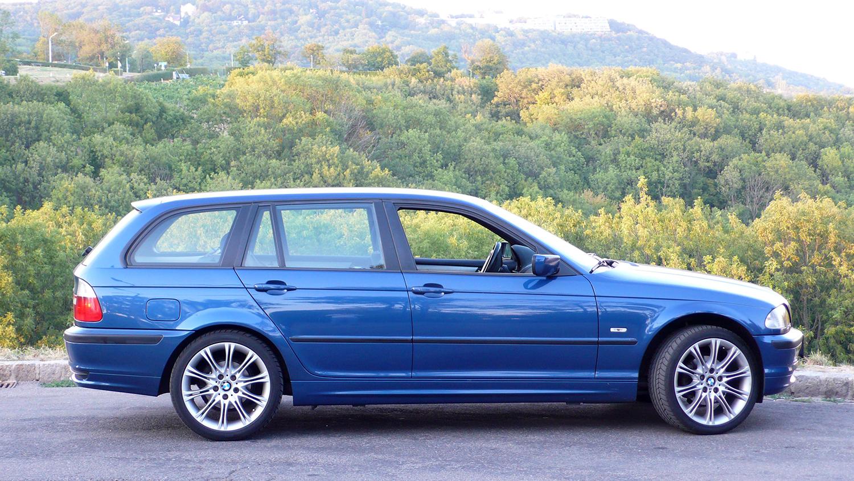 BMW E46 320d touring 2001 zu verkaufen 2