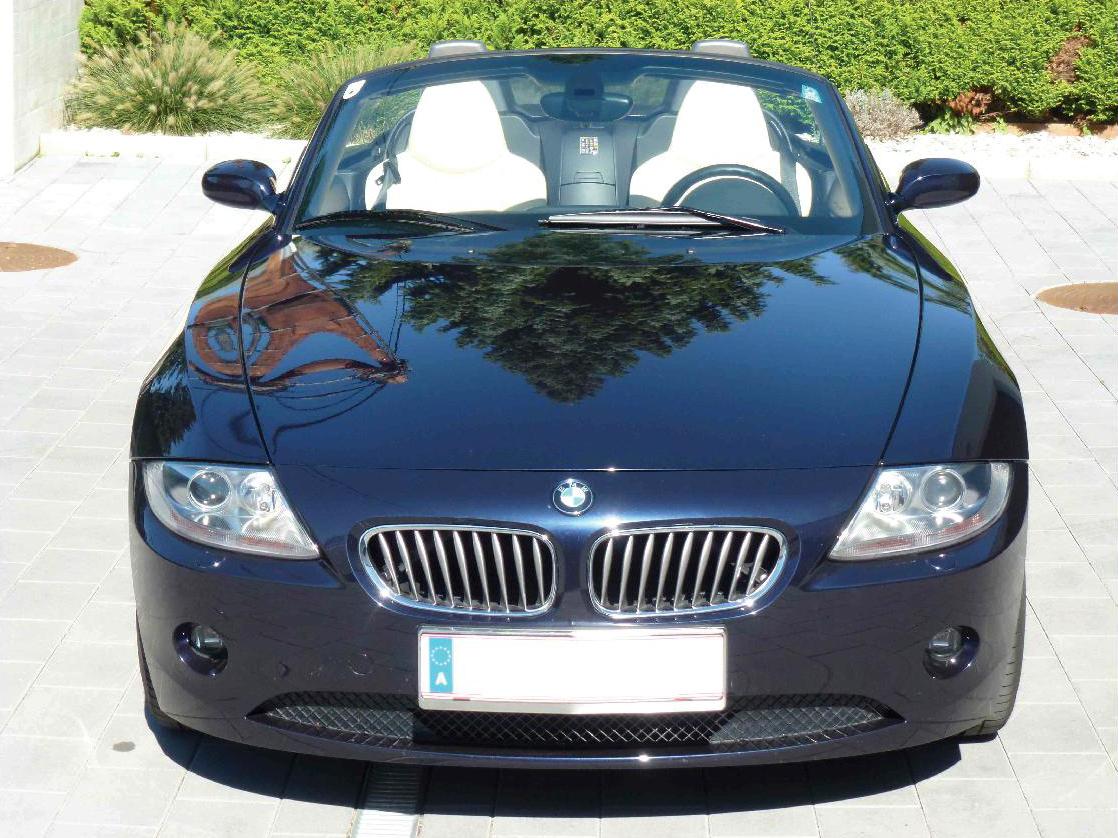 BMW Z4 3,0i INDIVIDUAL MARITIME zu verkaufen 1
