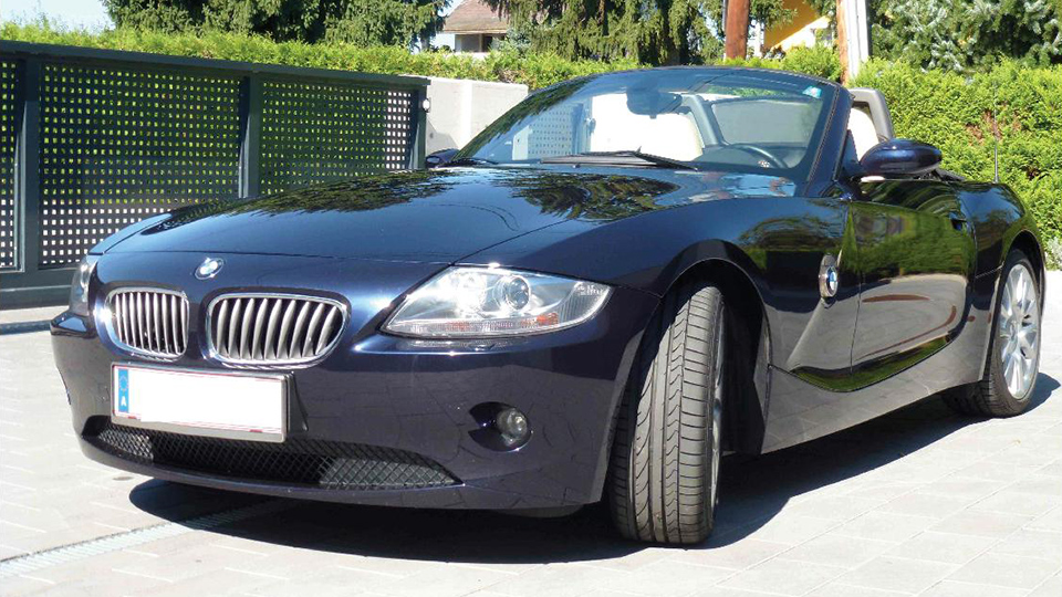 BMW Z4 3,0i INDIVIDUAL MARITIME zu verkaufen 2