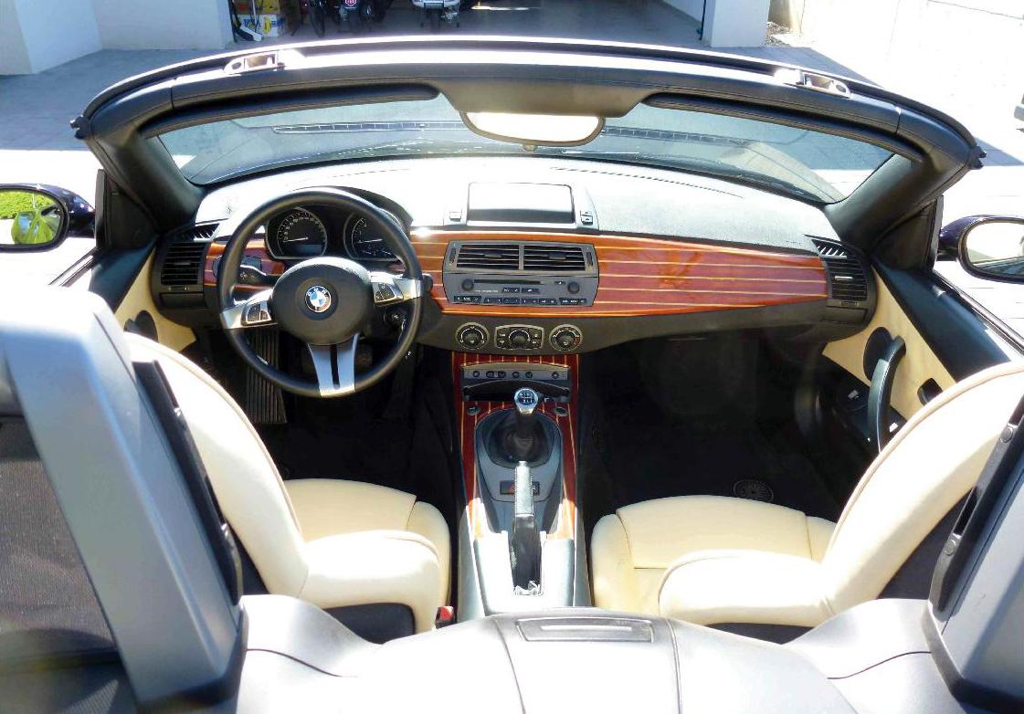 BMW Z4 3,0i INDIVIDUAL MARITIME zu verkaufen 3