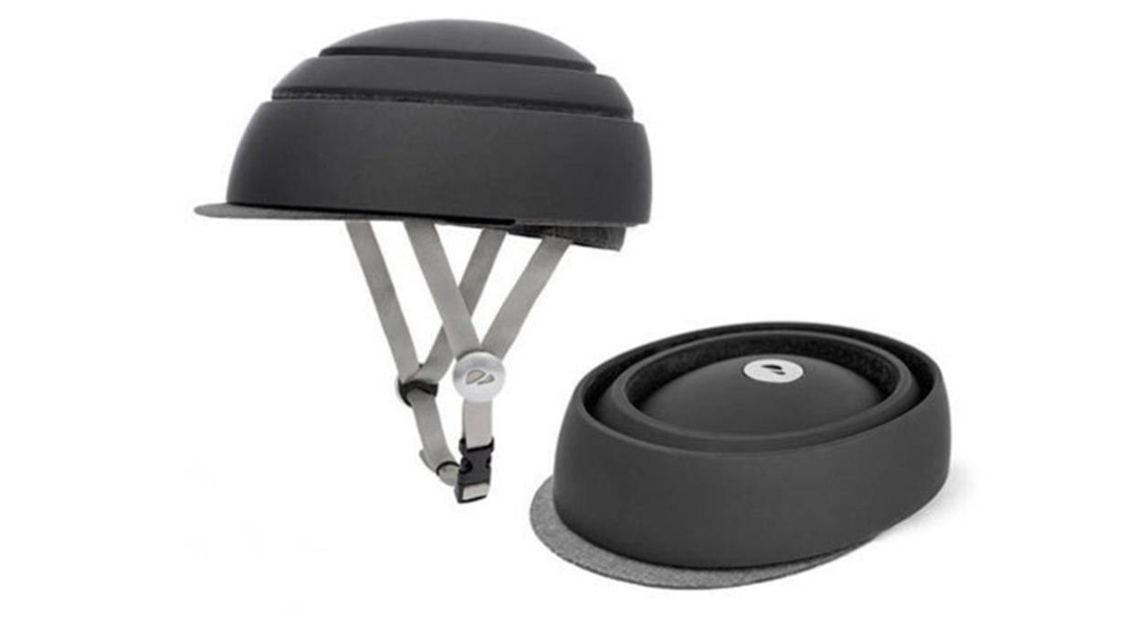 faltbarer fahrradhelm. Black Bedroom Furniture Sets. Home Design Ideas