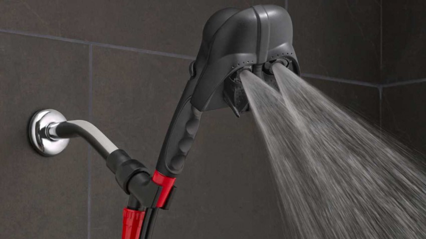 dv shower