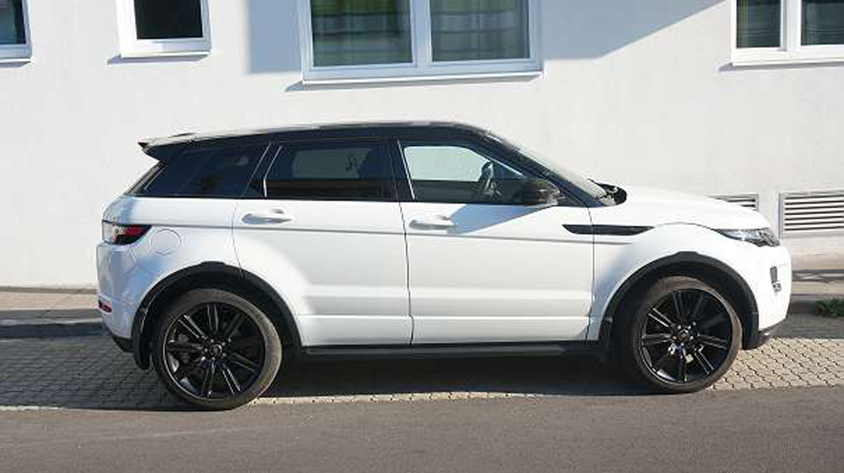 marktplatz range rover evoque dynamic zum verkauf. Black Bedroom Furniture Sets. Home Design Ideas