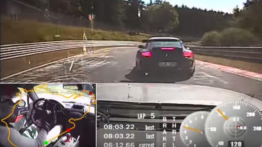 MX-5 vs. 911 GT3 auf der Nordschleife