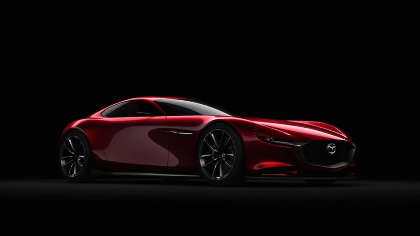 Mazda RX Vision, das derzeit schönste Concept?