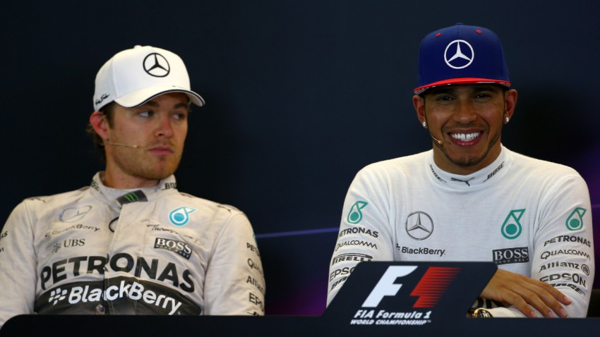 """Hamilton ist bereits wie Senna"""