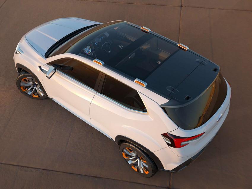 Subaru VIZIV Future Concept (3)