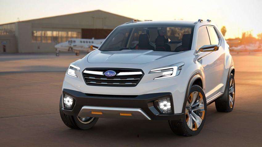Subaru, neuer Impreza und autonomes Fahren
