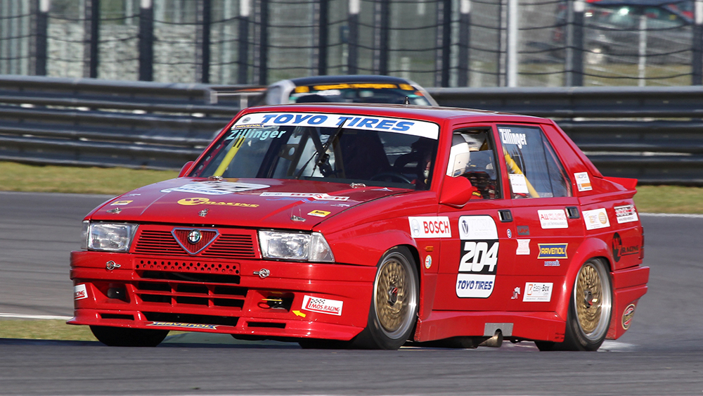 Alfa Romeo 75 Gruppe A zu verkaufen 2