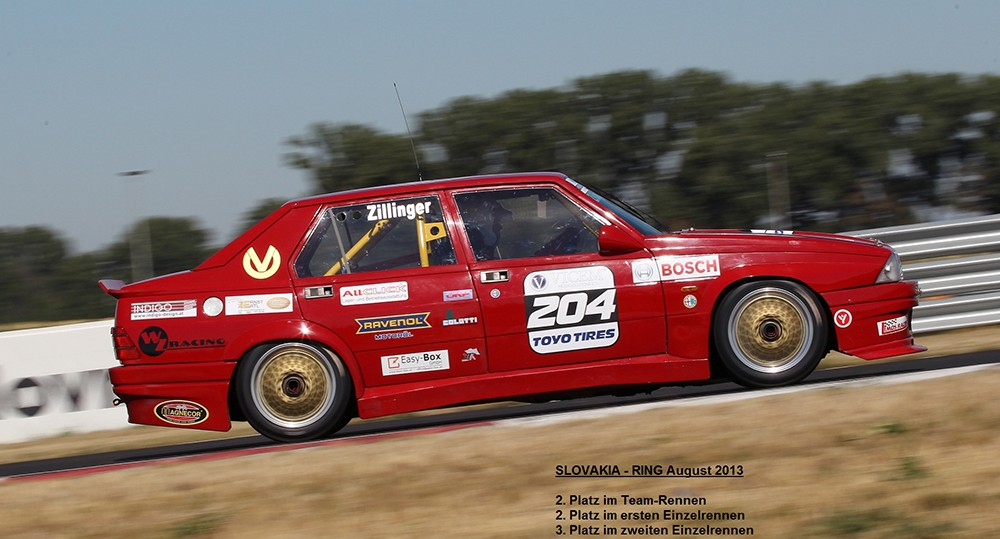 Alfa Romeo 75 Gruppe A zu verkaufen 5