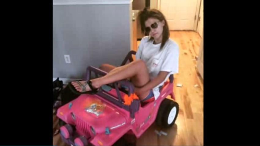 barbie jeep