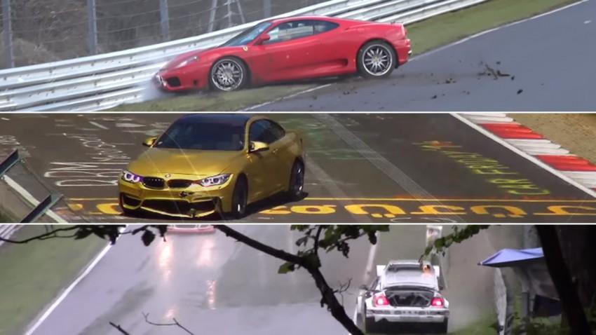 best-of-nurburgring-crash-2015
