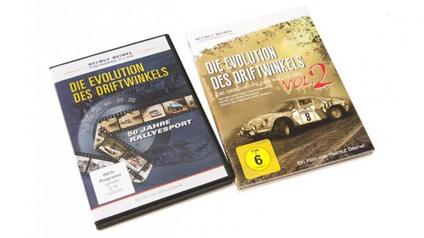 3 wunderbare Filme für Rallye-Fans
